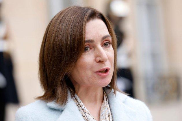 Санду розпустила парламент Молдови та призначила дострокові вибори