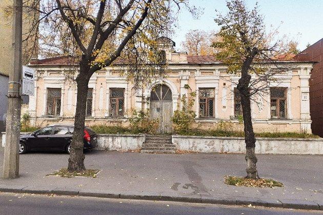 КМДА надала охоронний статус особняку — об'єкту культурної спадщини, який Київрада дозволила знести