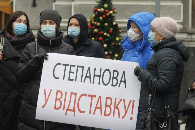 150 нардепів просять скликати засідання Ради, аби розглянути відставку Степанова