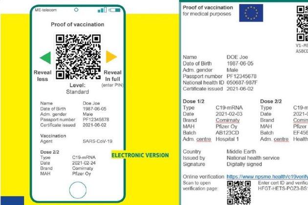Європарламент схвалив запровадження COVID-сертифікатів, однак з певними умовами