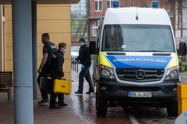 У лікарні біля Берліну вбили чотирьох пацієнтів, одна людина поранена