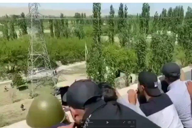 На кордоні Киргизстану і Таджикистану — перестрілка між силовиками, один вбитий