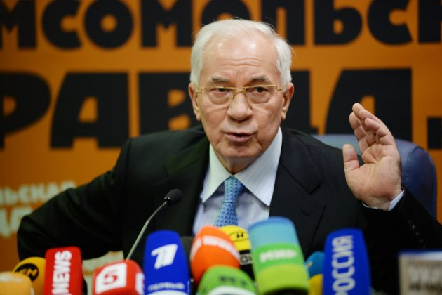 У Москві затримали ексрадника Миколи Азарова