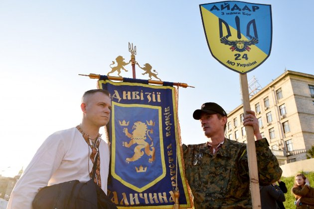 Посол Німеччини засудила марш на честь дивізії СС «Галичина»