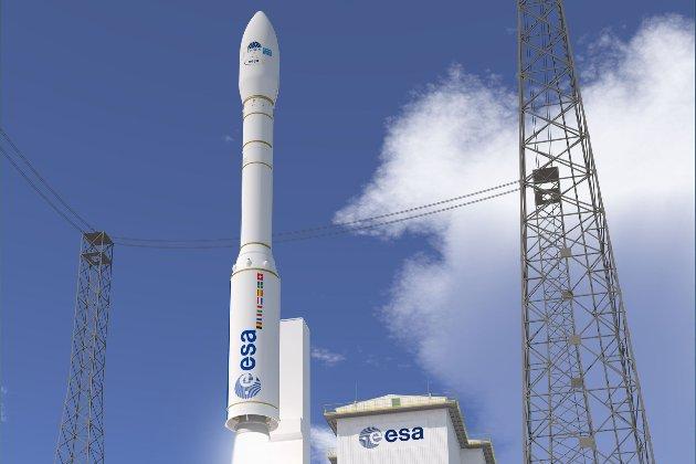 Італійська компанія купить у підприємств України 10 двигунів для ракети-носія Vega