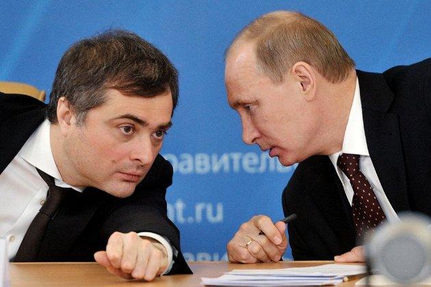 Сурков у 2014 році обговорював із Медведчуком свою участь в ТКГ замість терористів із ОРДЛО