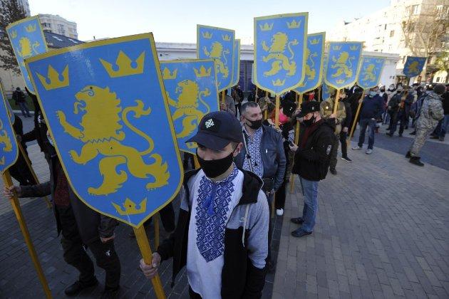 МЗС Ізраїлю засудило марш до річниці створення дивізії СС «Галичина» в Києві