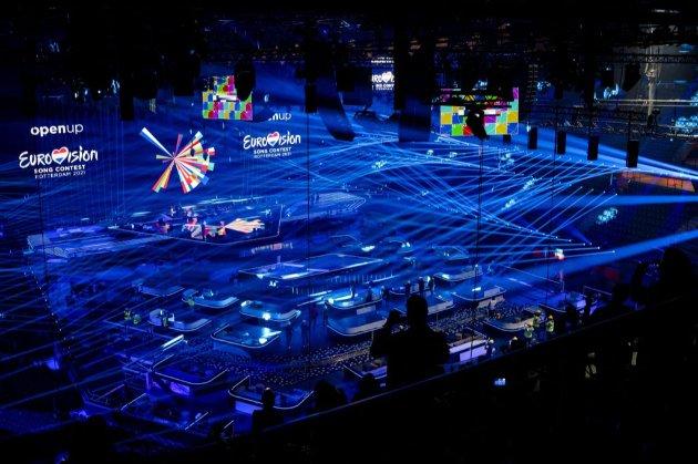 На «Євробачення-2021» у Роттердамі допустять 3,5 тис. глядачів