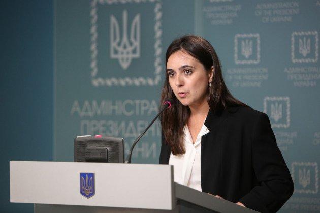 Мендель полишає посаду прессекретаря Зеленського