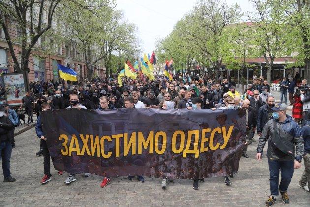 В Одесі згадують сутички й підпал Будинку профспілок 2 травня 2014 року