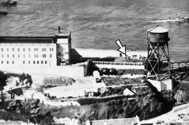 Фотоісторія. Бій за в'язницю Алькатрас (1946 рік)