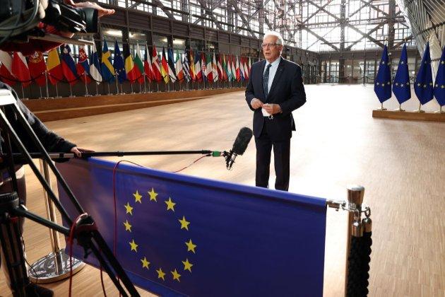 Боррель назвав «безпідставставними» санкції РФ проти посадовців ЄС