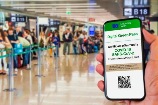 У Іспанії пройшла пілотна перевірка цифрової COVID-перепустки
