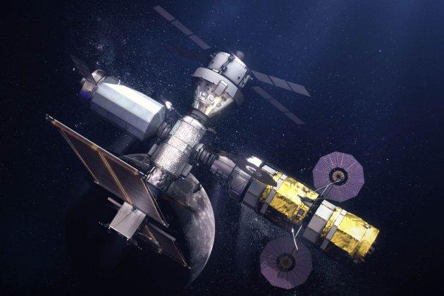 SpaceX розроблятиме корабель для експедиції на Місяць