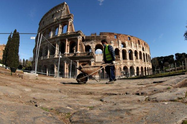 Колізей оновлюють. У 2023 році туристи зможуть пройтися ареною і оглянути підземні камери