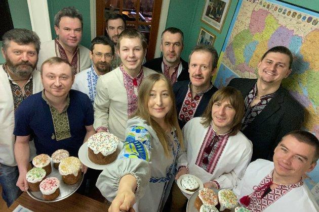 Українські полярники відсвяткували Великдень на станції «Академік Вернадський» в Антарктиді (фото)