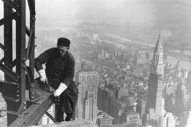 Фотоісторія. Мрія «повітряних піратів»: Емпайр-Стейт-Білдінг виповнилося 90 років