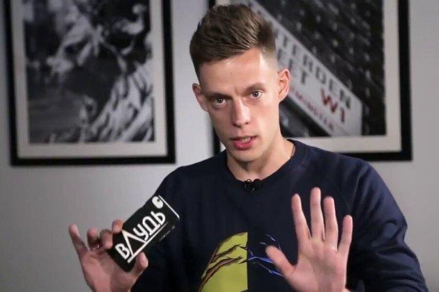 Дудь показав вирізаний шматок інтерв'ю з українцем Івангаєм