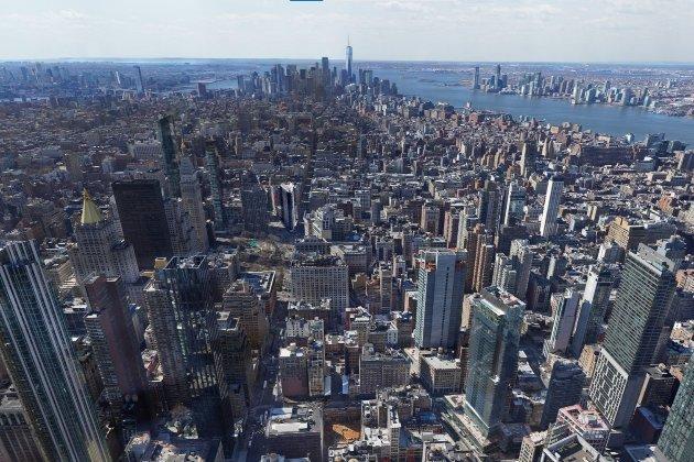 Дуже залипательно! Камера на 120 тис. Мп зробила панораму Нью-Йорка з фантастичною деталізацією (фото)