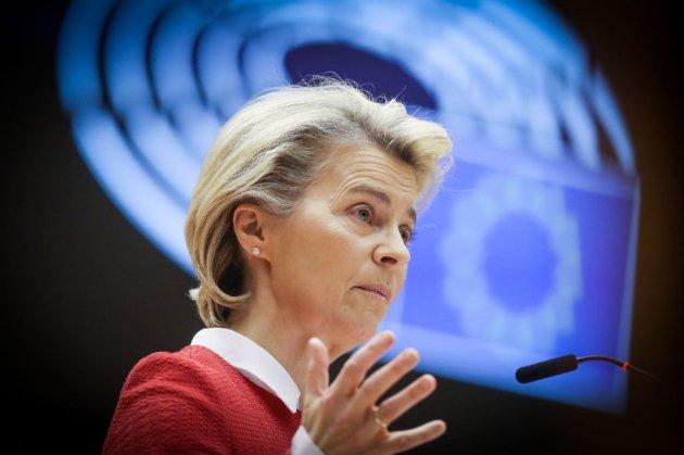 ЄС планує в липні вакцинувати 70% дорослого населення Європи