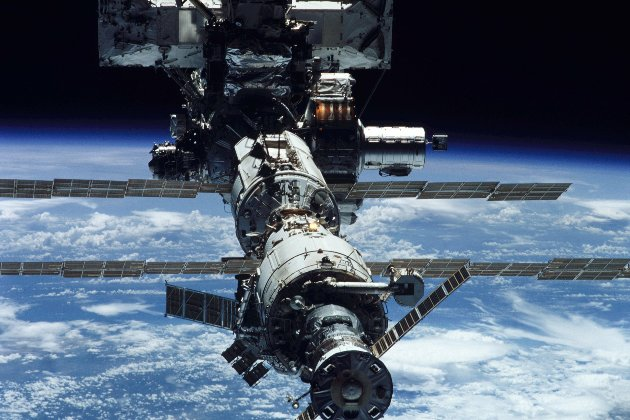 NASA уклало контракт на відправку туриста на МКС