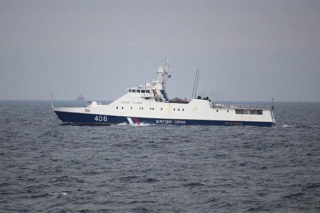 Російські кораблі біля Одеси перешкоджали спільним морським навчанням США та України