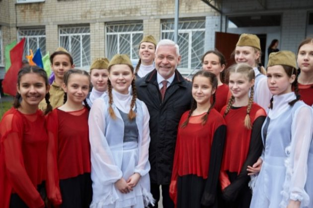 В. о. мера Харкова заявив, що пам'ятник Жукову стояв і буде стояти