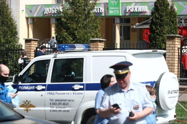 В Казані влаштували стрілянину у школі. Вбито щонайменше вісім учнів та вчителя