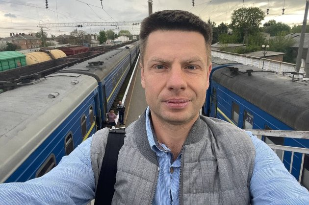 Народного депутата Гончаренка обікрали в поїзді Одеса — Ковель