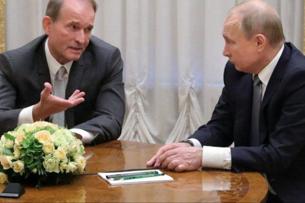 У Москві заявили, що навряд чи нададуть притулок Медведчуку. А він поки що й не просив