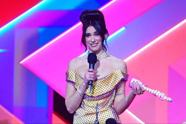 На врученні Brit Awards Дуа Ліпа говорила про зарплату медсестер, а найкраща група — про сексизм