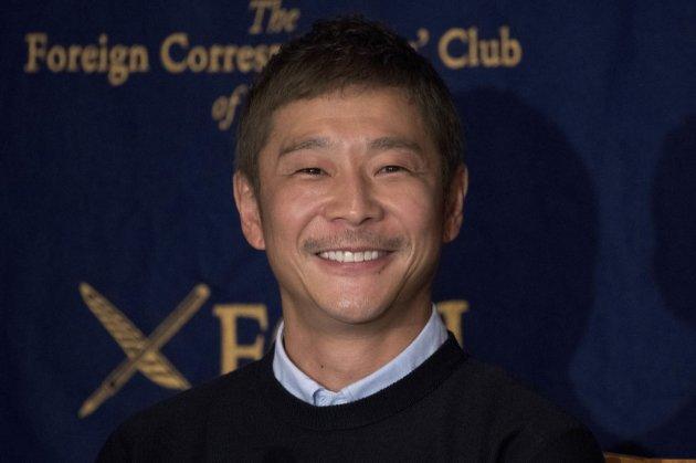 Японський мільярдер Юсаку Маедзава у грудні полетить на МКС