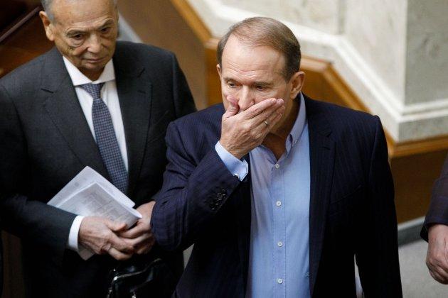 В Офісі генпрокурора вимагають для Медведчука заставу в понад 300 млн грн