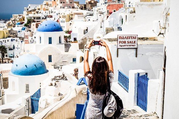 Греція відкрила кордони для вакцинованих туристів із України