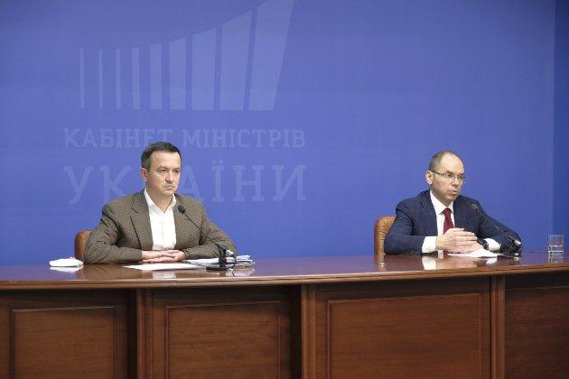 Міністри економіки та інфраструктури написали заяви на відставку (оновлено)