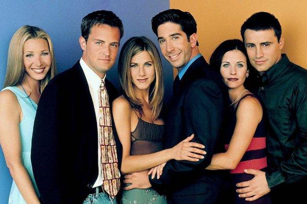 Стала відома дата виходу спеціального епізоду серіалу «Друзі»