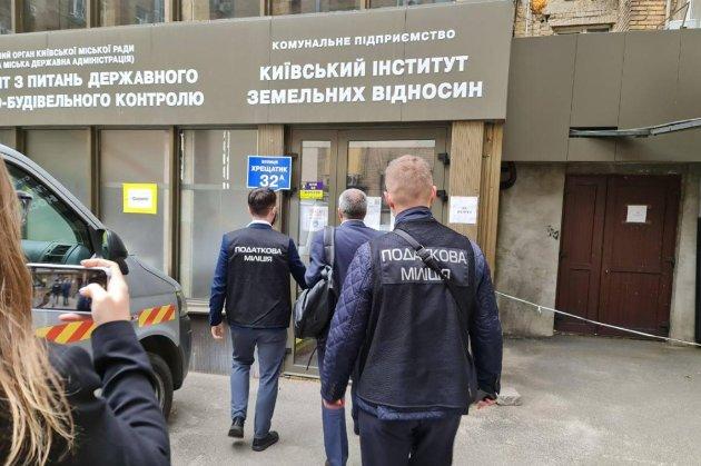 Комунальні підприємства Києва обшукують, хоча деякі двічі надавали документи правоохоронцям — Кличко