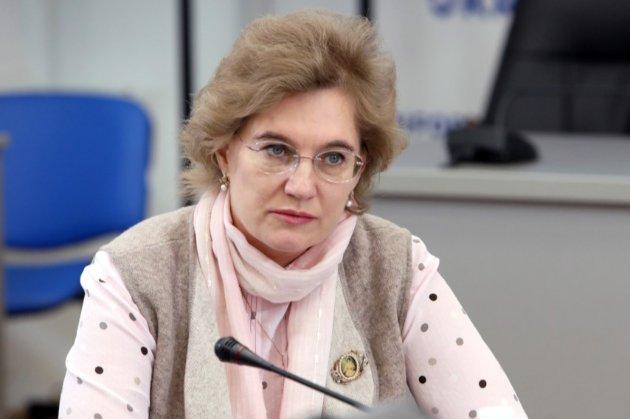 Відома лікар-інфекціоніст Голубовська назвала депутатів, що звільнили Степанова, «істотами»