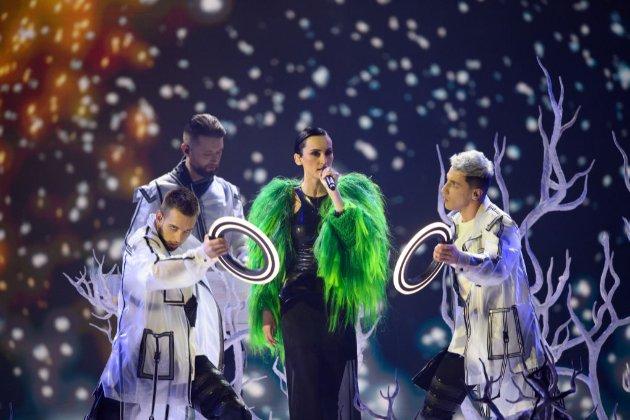 Український гурт Gо_A вийшов до фіналу конкурсу «Євробачення»