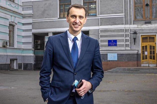 «Слуги народу» запропонували Віктора Ляшка на главу МОЗ — прем'єр вніс подання до ВР