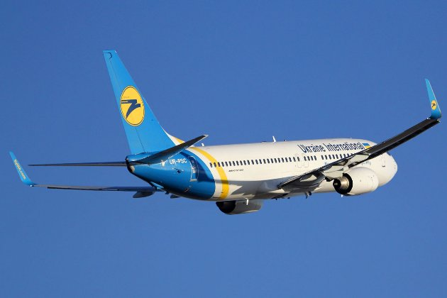 Літак МАУ здійснив аварійну посадку в одеському аеропорту