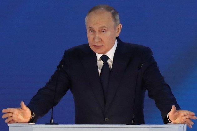 Путіна спіймали на фейку про «бажання» заходу відібрати Сибір у Росії
