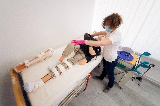 У Львові запрацював симуляційний центр. Там навчатимуть студентів-медиків (фото)