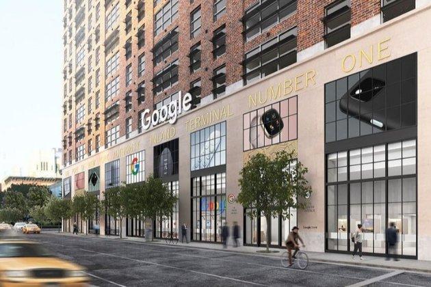 Google відкриває свій перший офлайн-магазин в Нью-Йорку