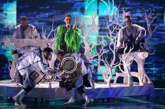 Переможці «Євробачення-2021» вважають виступ українського гурту Go_A найкращим на конкурсі
