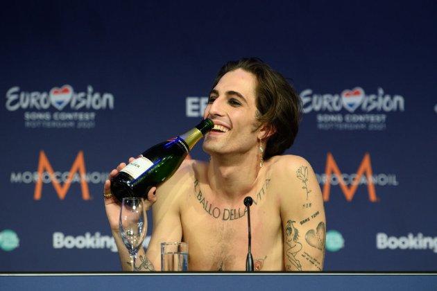 Переможець Євробачення Maneskin пройшов тест на наркотики після скандальних звинувачень