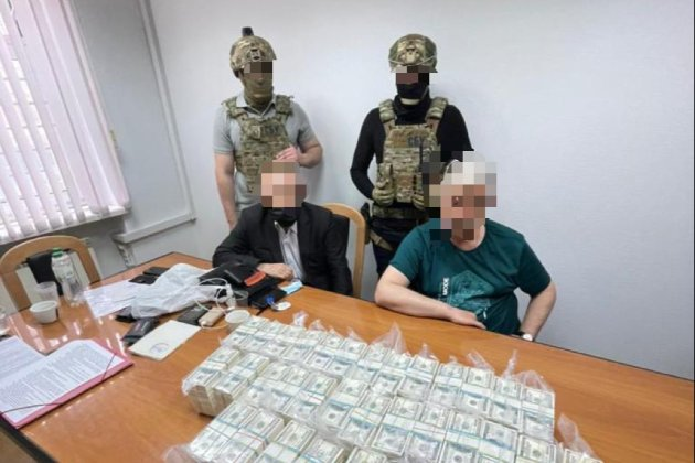 На Кіровоградщині затримали двох осіб. Вони за $3,5 млн обіцяли посаду голови ОДА