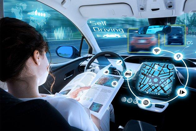 У Пекіні одразу три компанії доставлятимуть товари безпілотними автомобілями