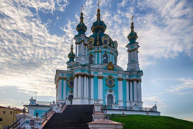 Фотоісторія. 27 травня 1753 року в Києві завершили будівництво Андріївської церкви