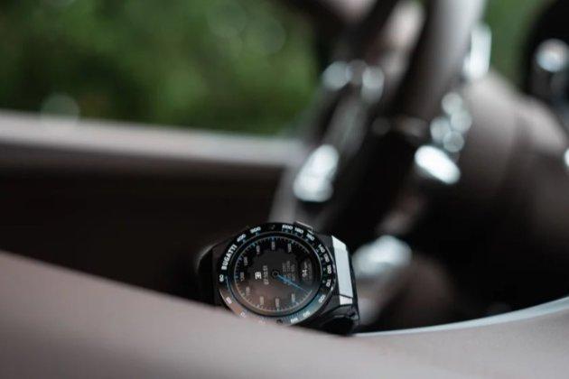 Bugatti випустила «розумний» годинник у стилі своїх автомобілів